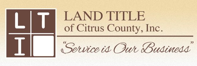 Land Title of Citrus County, Inc.